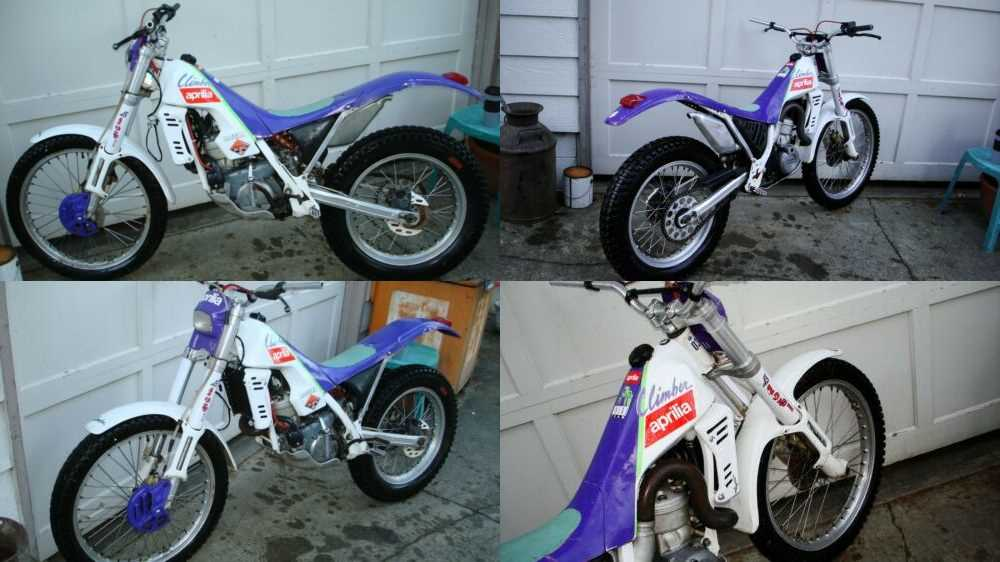 1990 Aprilia Racing  for sale craigslist photo