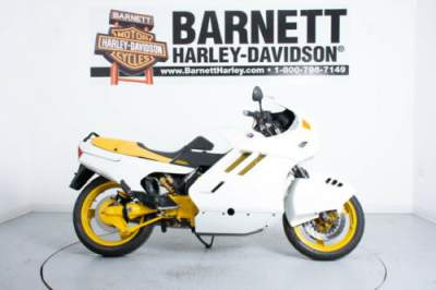 1990 BMW K-Series WHITE/YELLOW for sale craigslist photo