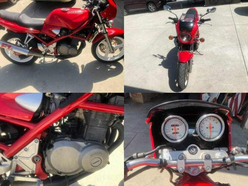 1991 Suzuki Bandit  for sale craigslist photo