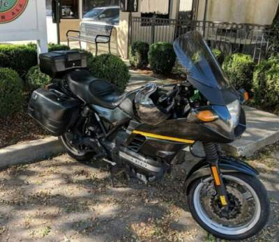 1992 BMW K-Series Green for sale
