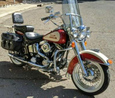 1992 Harley-Davidson Softail  for sale craigslist photo