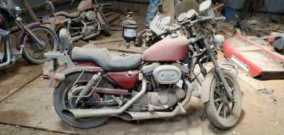 1992 Harley-Davidson Sportster  for sale craigslist photo