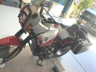 1993 BMW R-Series red/white for sale craigslist photo