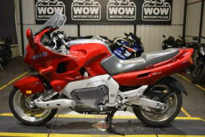 1993 Yamaha GTS Red for sale craigslist photo