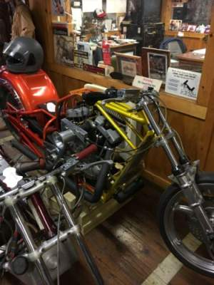1995 Custom Built Motorcycles Other  for sale craigslist photo