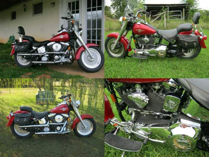1995 Harley-Davidson Softail  for sale craigslist photo