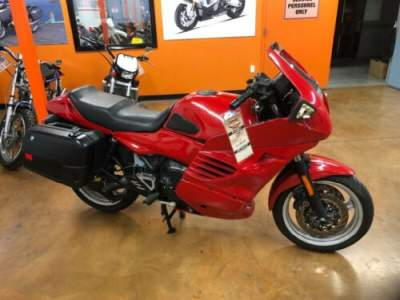 1996 BMW K-Series Red for sale craigslist