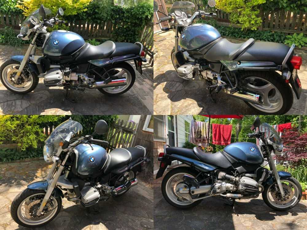 1996 BMW R-Series Blue for sale