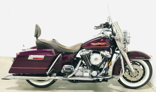 1996 Harley-Davidson Touring Purple for sale craigslist