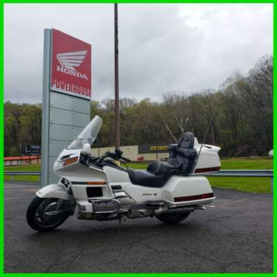 1996 Honda GL1500 White for sale craigslist