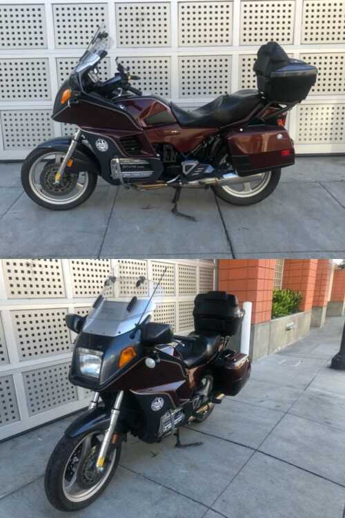 1997 BMW K-Series  for sale craigslist photo