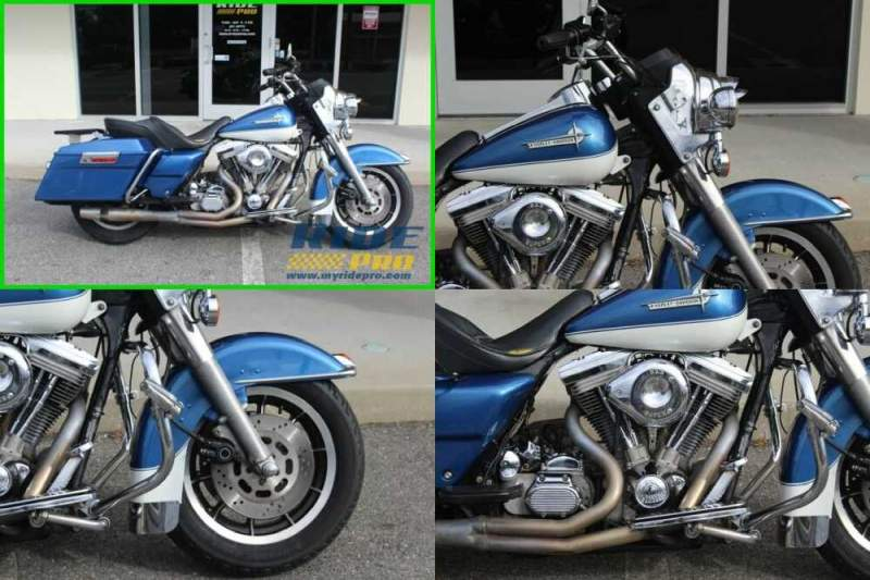 1998 Harley-Davidson Sportster  for sale craigslist photo