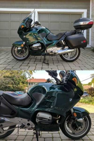 1999 BMW R-Series Green for sale craigslist photo