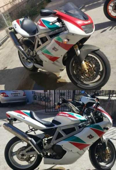 1999 Bimota DB 4 Tri-Colore  for sale craigslist photo