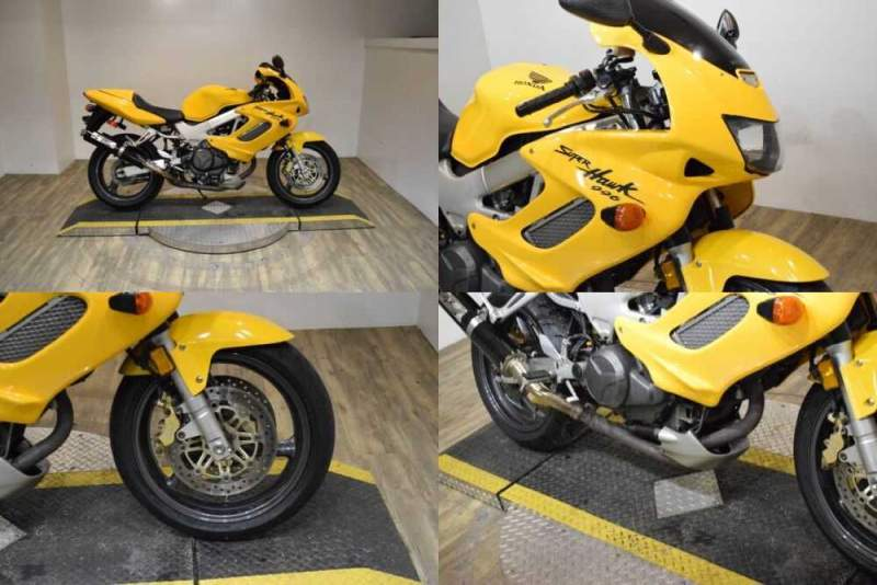 1999 Honda 1000F Superhawk Yellow for sale