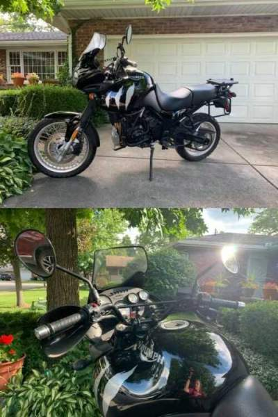 1999 Triumph Tiger  for sale craigslist photo