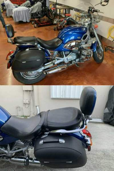 2000 BMW R-Series Blue for sale