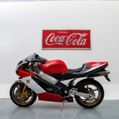 2000 Bimota SB8R SB8R Motorcycle Red/Black for sale craigslist photo