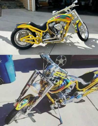 2000 Bourget Low Blow Yellow for sale craigslist photo