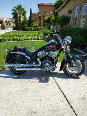 2000 Other Makes EXCELSIOR HENDERSON Black for sale
