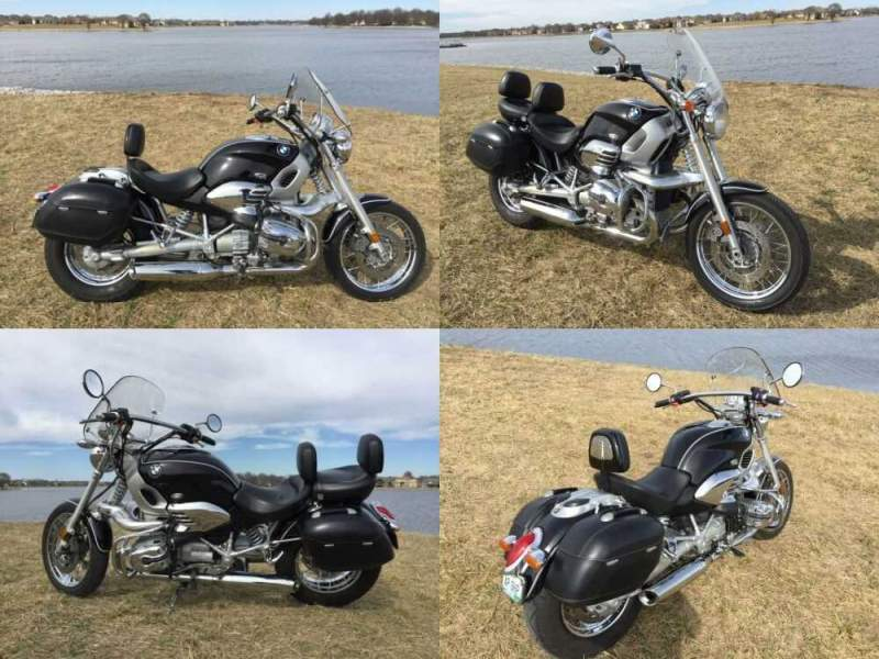 2001 BMW R-Series Black for sale craigslist photo