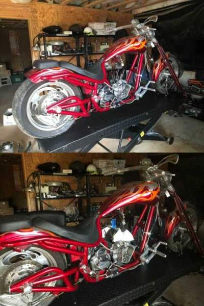 2001 Bourget Low Blow Red for sale craigslist photo