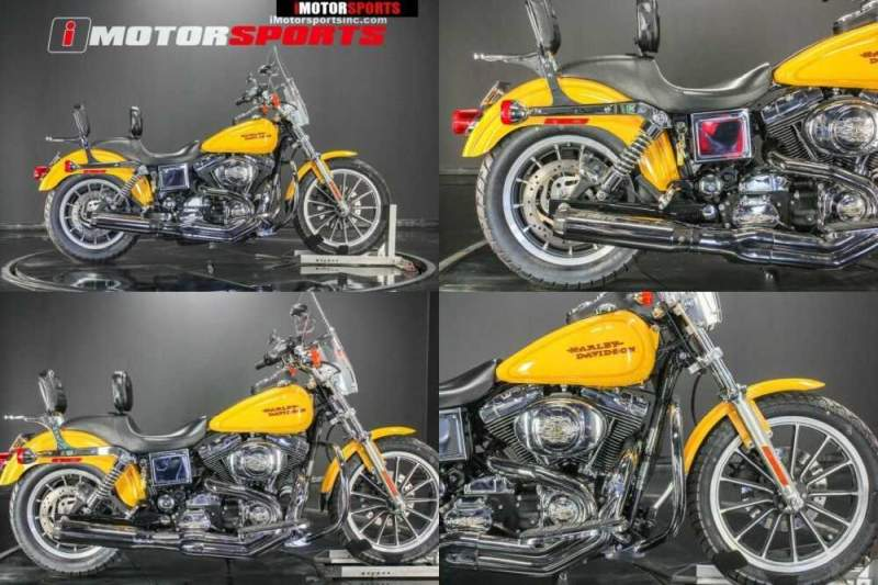 2001 Harley-Davidson Dyna Yellow for sale craigslist
