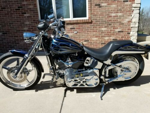 2001 Harley-Davidson FXSTB/FXSTBI Night Train Black for sale