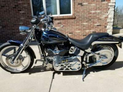2001 Harley-Davidson FXSTB/FXSTBI Night Train Black for sale craigslist photo