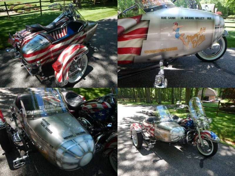 2001 Harley-Davidson Touring Red for sale