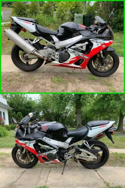 2001 Honda CBR Erion Racing Edition for sale