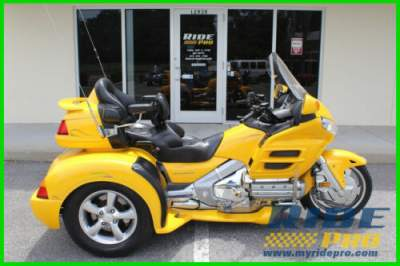 2001 Honda Gold Wing Audio / Comfort Yellow for sale craigslist photo