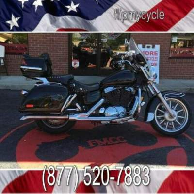 2001 Honda VT1100T -- for sale craigslist photo