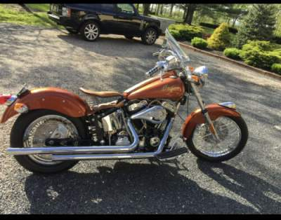 2001 Indian Scout Bronze for sale