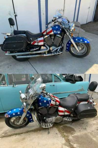2001 Victory 92C deluxe  for sale craigslist photo