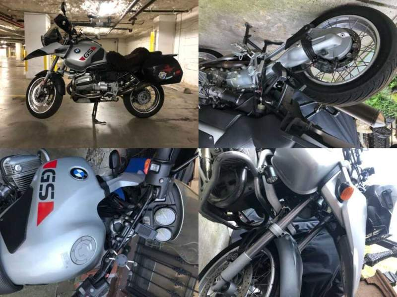 2002 BMW R-Series  for sale craigslist photo