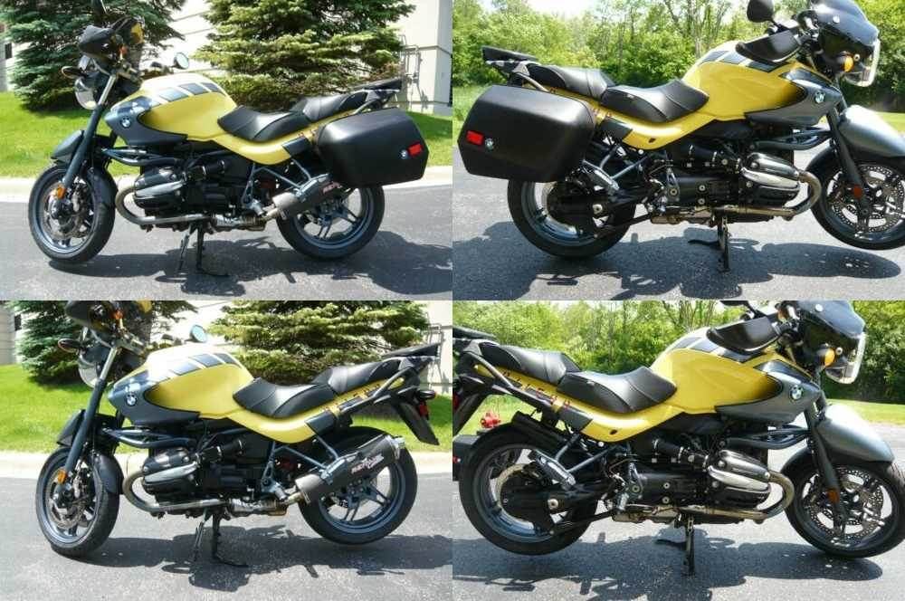2002 BMW R-Series Yellow for sale craigslist photo