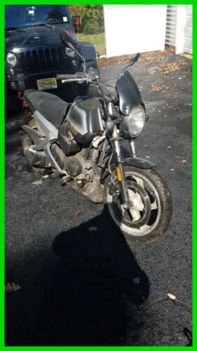 2002 Buell Blast Black for sale craigslist photo