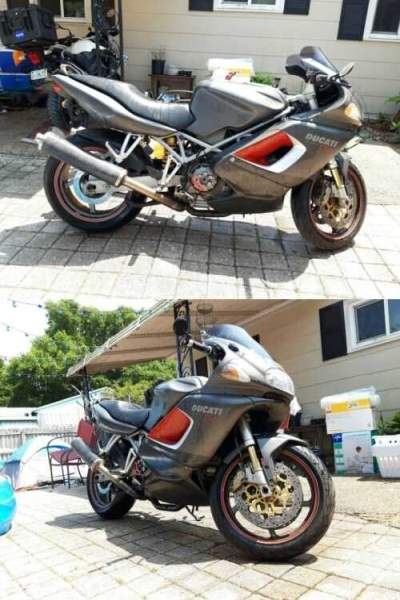 2002 Ducati Sport Touring  for sale craigslist photo