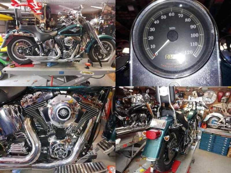 2003 Custom Built Motorcycles Other  for sale craigslist photo