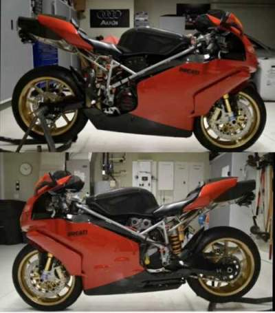 2003 Ducati Superbike Red for sale