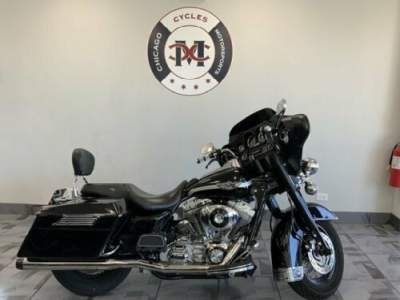 2003 Harley-Davidson FLHTI  STANDARD Black for sale craigslist photo