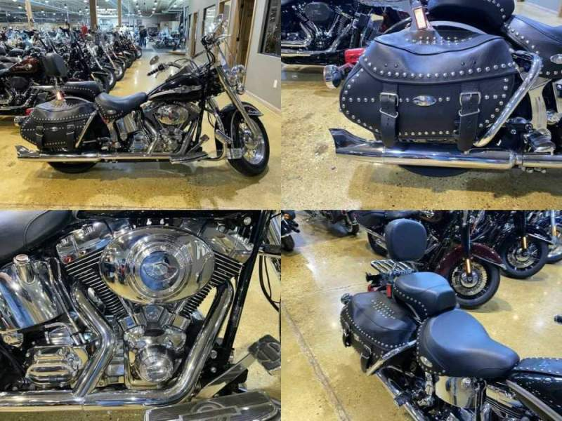 2003 Harley-Davidson FLSTC - Heritage Softail® Classic -- for sale craigslist photo