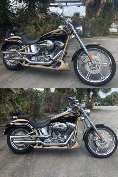 2003 Harley-Davidson Softail  for sale craigslist photo