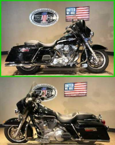 2003 Harley-Davidson Touring Electra Glide® Standard 100th Anniversary Vivid Black for sale