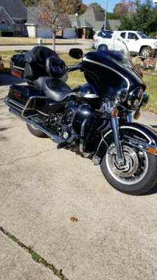 2003 Harley-Davidson Touring Black for sale craigslist photo
