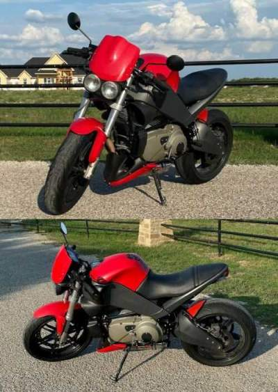 2004 Buell Lightning  for sale craigslist photo