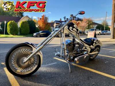 2004 Custom Built Motorcycles Chopper  for sale craigslist photo