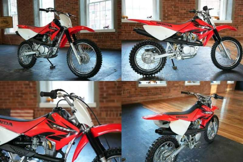 2004 Honda CRF Red for sale craigslist photo