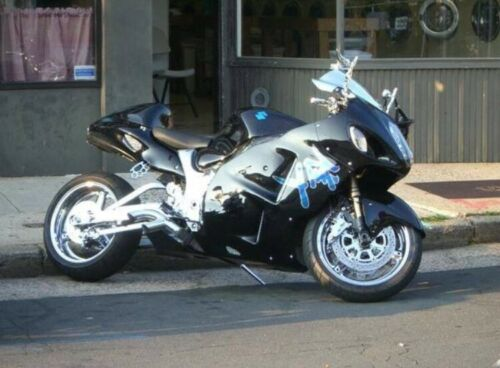 2004 Suzuki Hayabusa Black for sale